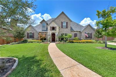 Highland Village Single Family Home For Sale: 811 Camelot Court