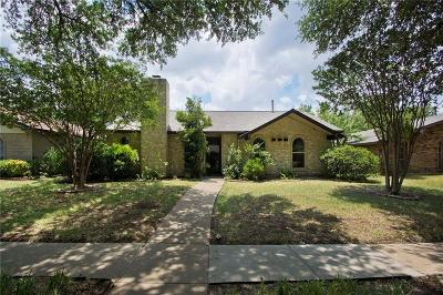 Garland Single Family Home For Sale: 3010 Teakwood Drive
