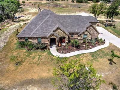 Azle Single Family Home Active Contingent: 146 Antler Ridge Court