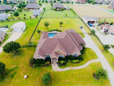 Fort Worth Single Family Home For Sale: 1545 Willow Tree Drive