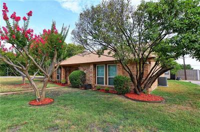 Desoto Single Family Home Active Option Contract: 1057 Granite Lane