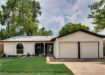 Watauga Single Family Home For Sale: 5924 Rickee Drive