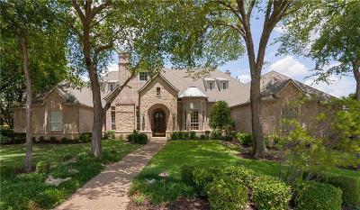 McKinney Single Family Home For Sale: 2920 Hidden Creek Lane