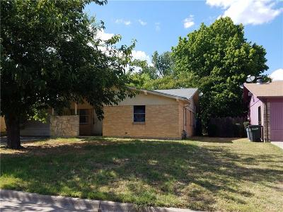 Forest Hill Single Family Home Active Option Contract: 5009 Melinda Drive