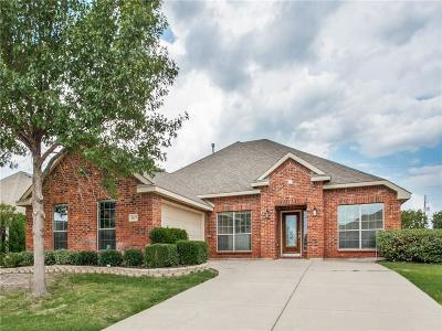 Forney Single Family Home For Sale: 1017 White Porch Avenue