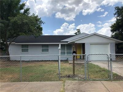 Single Family Home For Sale: 4028 Mehalia Drive