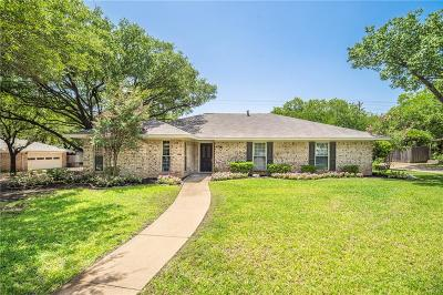 Highland Village Single Family Home For Sale: 459 Medina Drive
