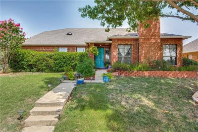 Dallas County, Denton County Single Family Home For Sale: 3021 Cemetery Hill Road