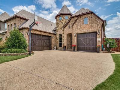 Prosper Single Family Home For Sale: 641 Devonshire Drive