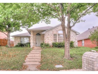 Dallas Single Family Home For Sale: 3440 Briargrove Lane