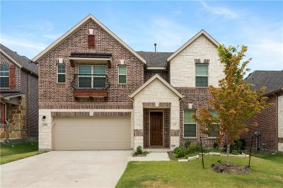 McKinney Single Family Home For Sale: 11509 Morrow Lane