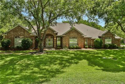 Granbury Single Family Home For Sale: 8708 Ravenswood Road