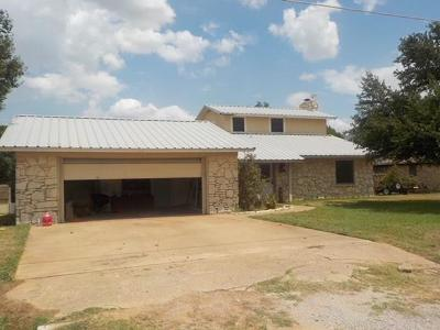 Parker County, Tarrant County, Hood County, Wise County Single Family Home Active Option Contract: 2008 Long Creek Court
