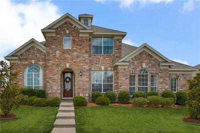 Lancaster Single Family Home For Sale: 1444 Mercury Lane
