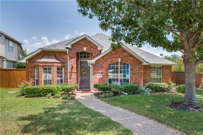 McKinney Single Family Home For Sale: 7108 Stone Canyon Court