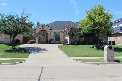 Waxahachie Single Family Home For Sale: 108 Oregon Trail