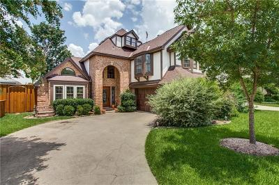 Single Family Home For Sale: 6041 Buffridge Trail