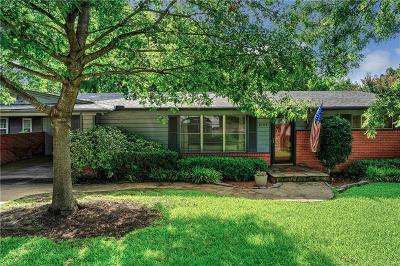 Denison Single Family Home For Sale: 1022 S Maurice Avenue