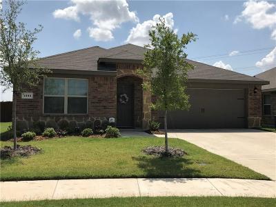 Fate Single Family Home For Sale: 1141 Sebastian Street