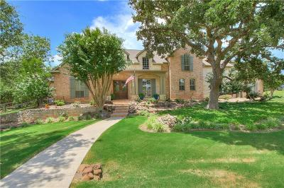 Argyle Single Family Home Active Option Contract: 8229 Steeplechase Circle