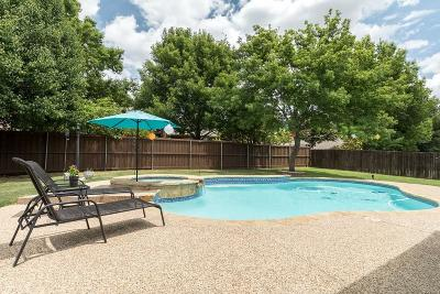 Flower Mound Single Family Home For Sale: 2800 Meadow Wood Drive
