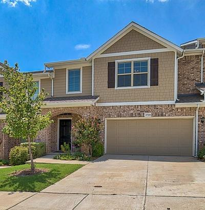 Irving Townhouse Active Option Contract: 3728 Sicily Street