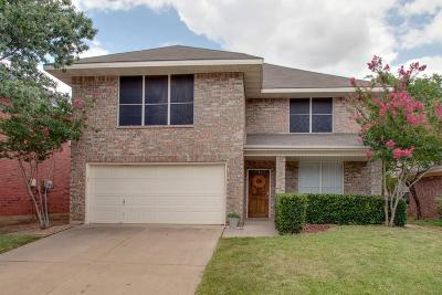 Flower Mound Single Family Home For Sale: 1912 Barrens Circle