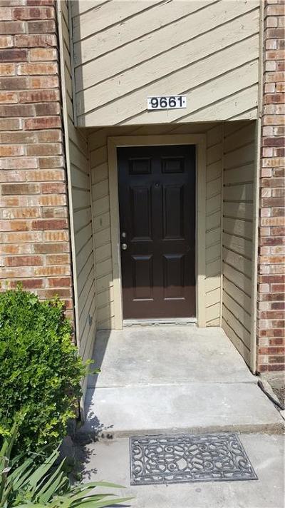 Frisco Half Duplex For Sale: 9661 Windy Ridge Road