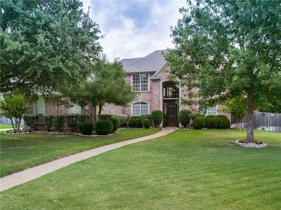 Southlake Single Family Home Active Option Contract: 1017 S Hollow Drive