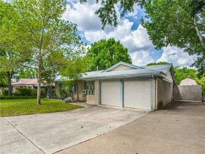 Fort Worth Single Family Home For Sale: 3516 Paint Trail