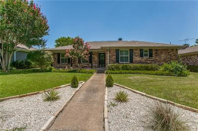 Dallas Single Family Home For Sale: 12226 Brookmeadow Lane