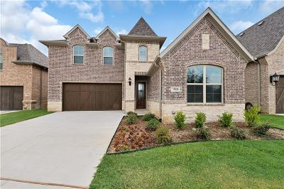 Keller Single Family Home For Sale: 324 Riverdance Way