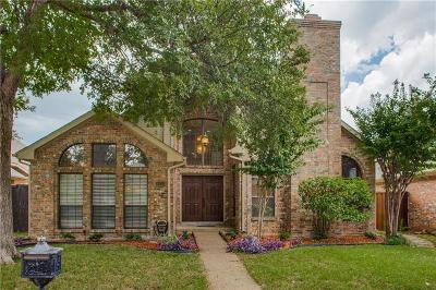Dallas Single Family Home For Sale: 4231 Winding Way Court