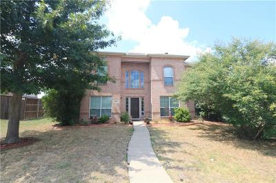Desoto Single Family Home For Sale: 1313 Wolf Drive