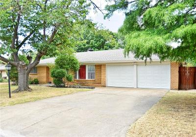 Fort Worth Single Family Home For Sale: 10908 Blythe Court