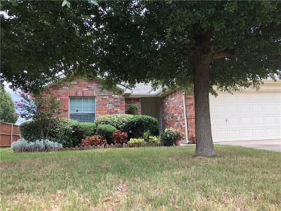 Denton Single Family Home For Sale: 3624 Beatriz Drive