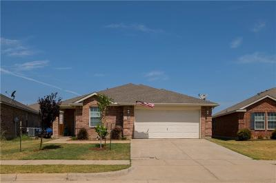 Crowley Single Family Home For Sale: 513 Paddle Drive