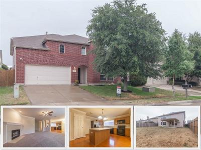 Fort Worth Single Family Home For Sale: 13224 Berrywood Trail