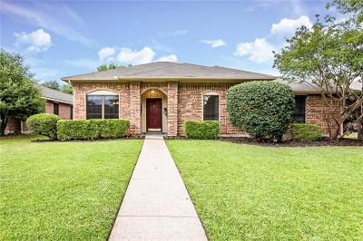 Carrollton Single Family Home Active Option Contract: 2028 Lansdown Drive
