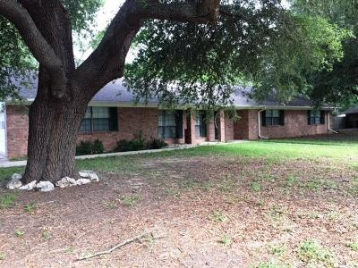 Teague Single Family Home For Sale: 1020 Live Oak Circle