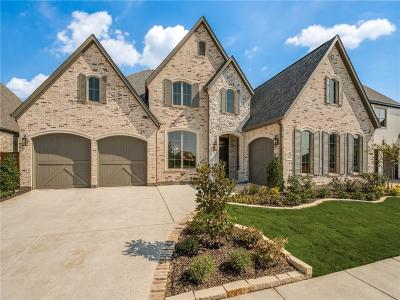 Frisco Single Family Home For Sale: 3940 Marble Hill Road