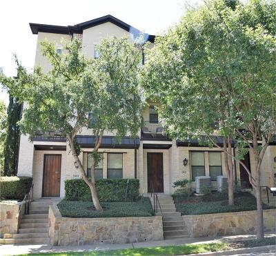Townhouse For Sale: 3822 Travis Street