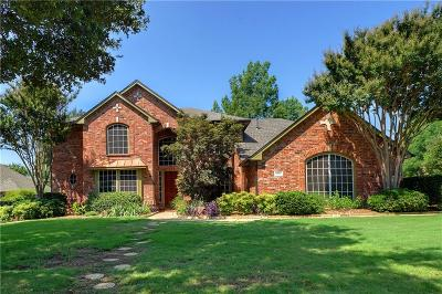 Southlake Single Family Home For Sale: 380 Highland Oaks Circle