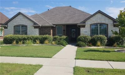 Royse City Single Family Home For Sale: 1208 Hidden Creek
