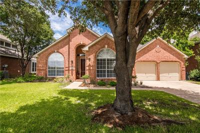 Flower Mound Single Family Home For Sale: 1404 Hickory Drive
