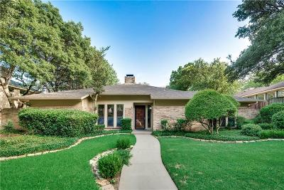 Dallas Single Family Home For Sale: 9126 Gunnison Drive
