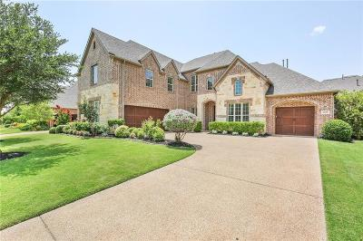 Trophy Club Single Family Home Active Contingent: 2209 Glasgow Drive