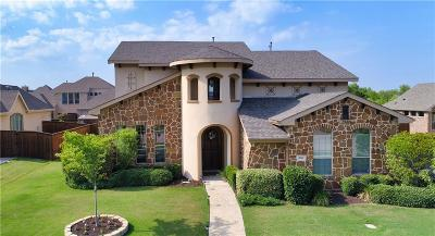 Keller Single Family Home For Sale: 705 Crater Lake Circle