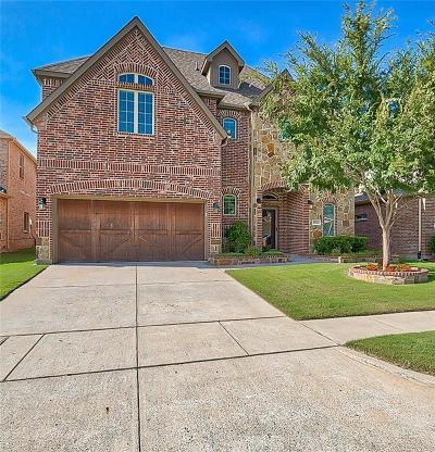 McKinney Single Family Home For Sale: 10213 Old Eagle River Lane