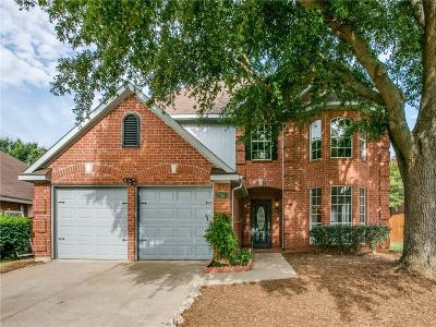 Flower Mound Single Family Home For Sale: 2913 Oak Bend Court